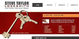 Steve Taylor Locksmith - The Name You Can Trust!